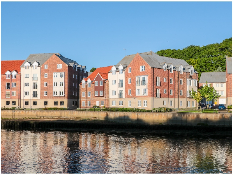 Click here for more about Quayside Haven