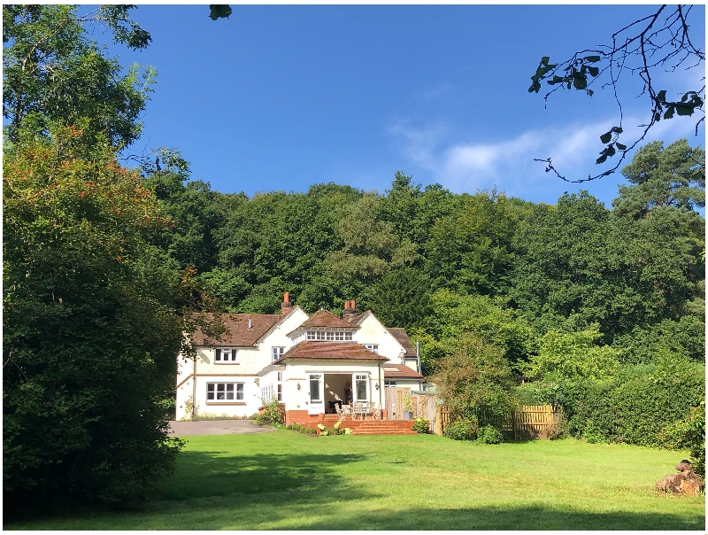 Details about a cottage Holiday at Woodhill Cottage