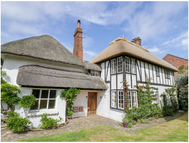 Click here for more about Fox Cottage