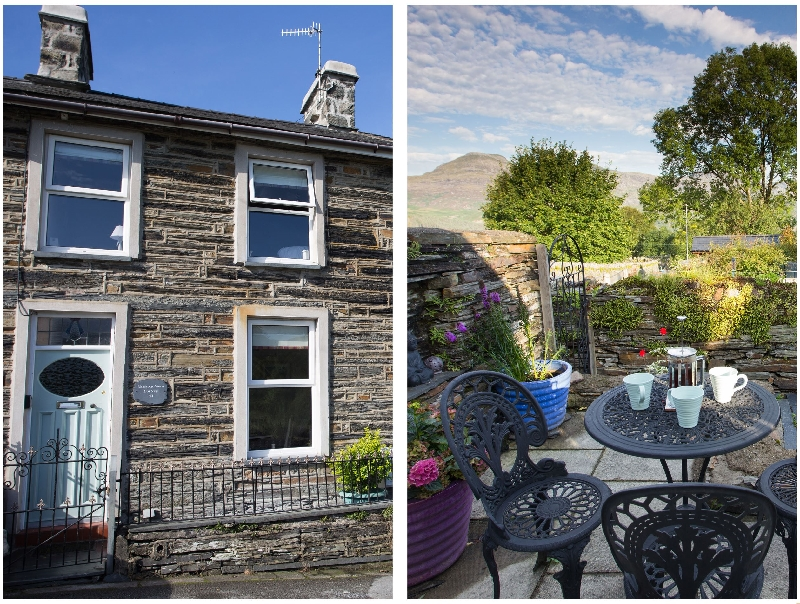 Click here for more about Moelwyn View Cottage