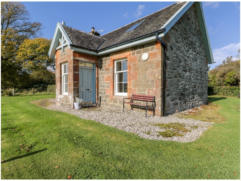 Click here for more about Colmac Cottage