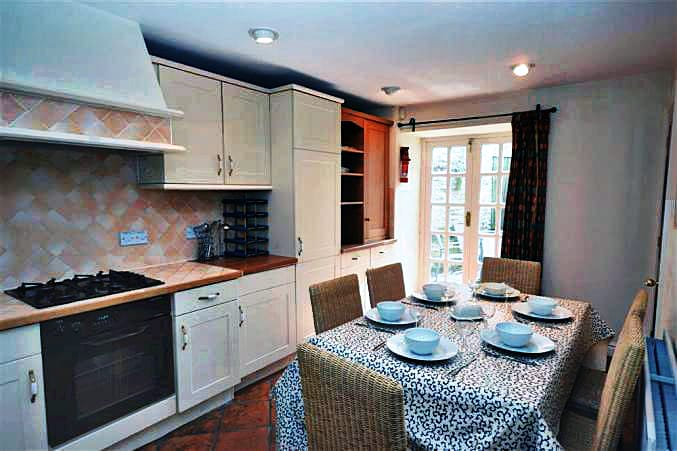 1 Homefield Cottages Holiday Cottage