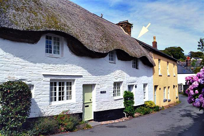 Click here for more about 2 Vale Cottage