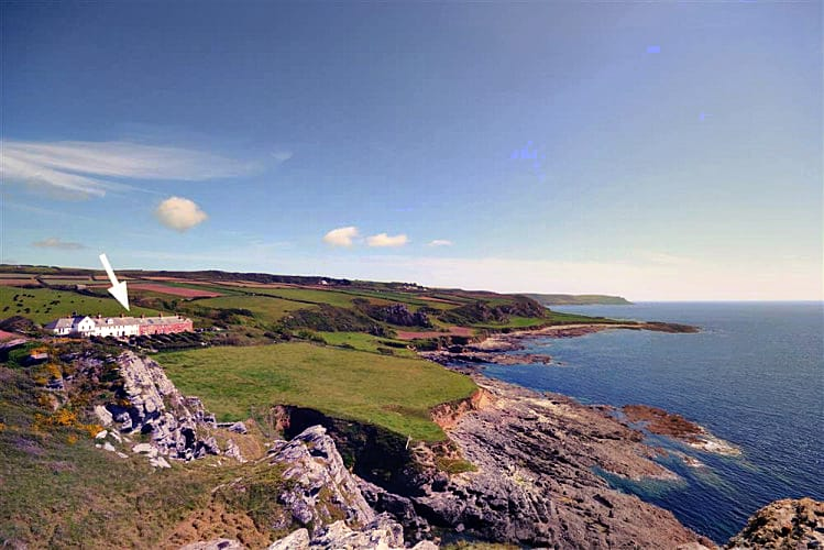 Click here for more about 5 Coastguard Cottages
