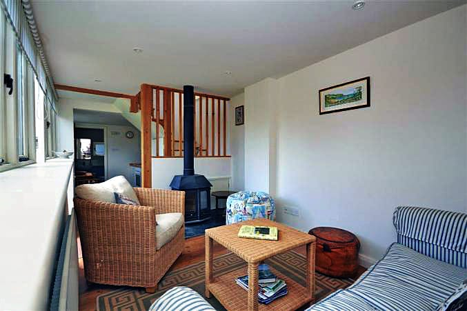 Higher Combe Barn Holiday Cottage