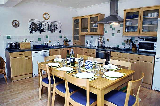 The Penthouse is in Newton Ferrers, Devon