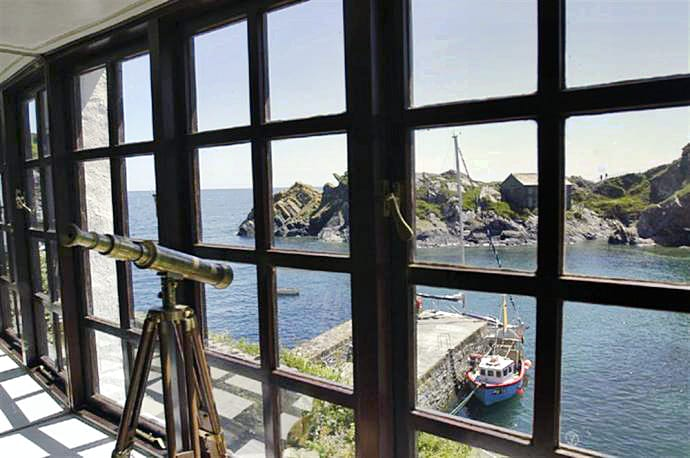 Westhaven is located in Polperro